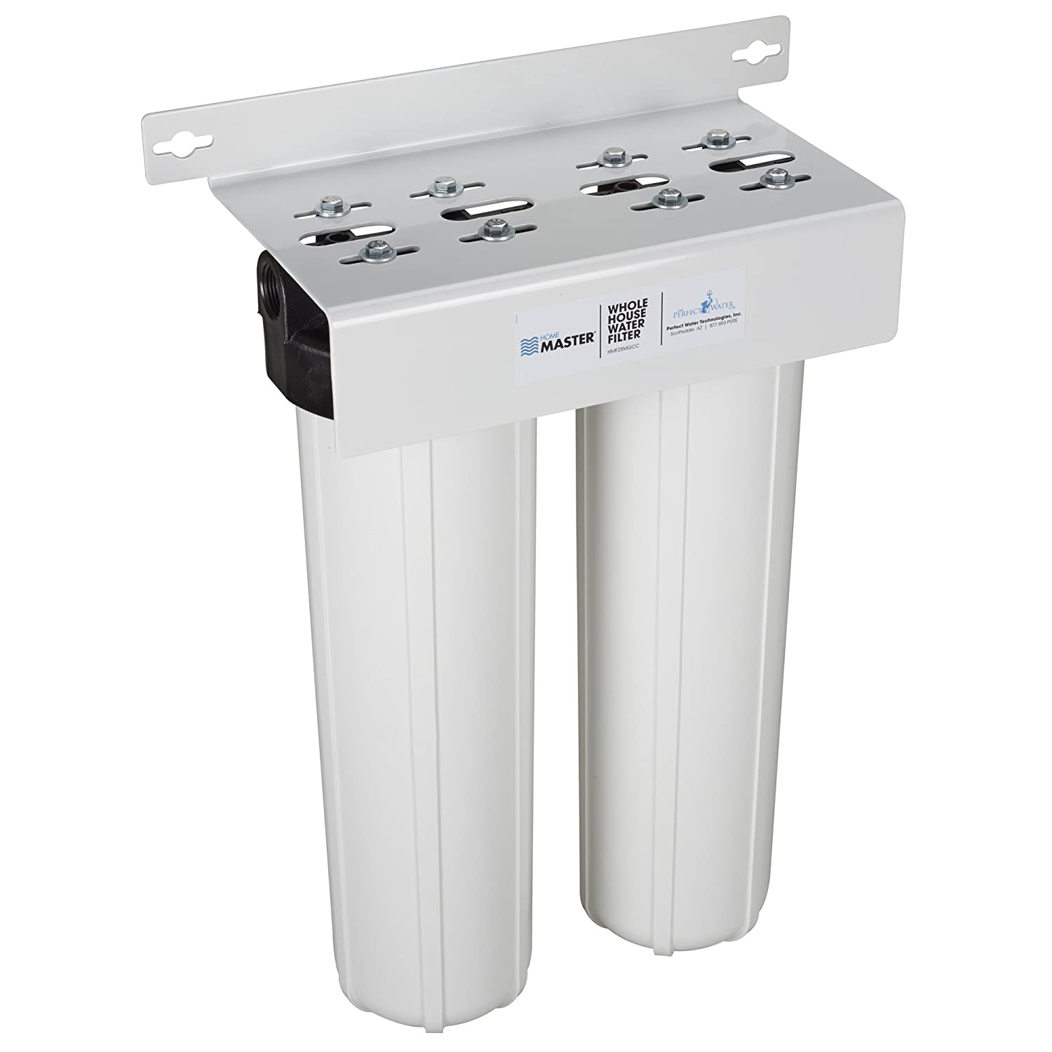 "2 Stage Whole House Water Filter 20"" Standard"