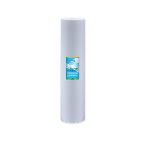 "5 Micron Sediment Water Filter Cartridge (20"" Big Blue)"